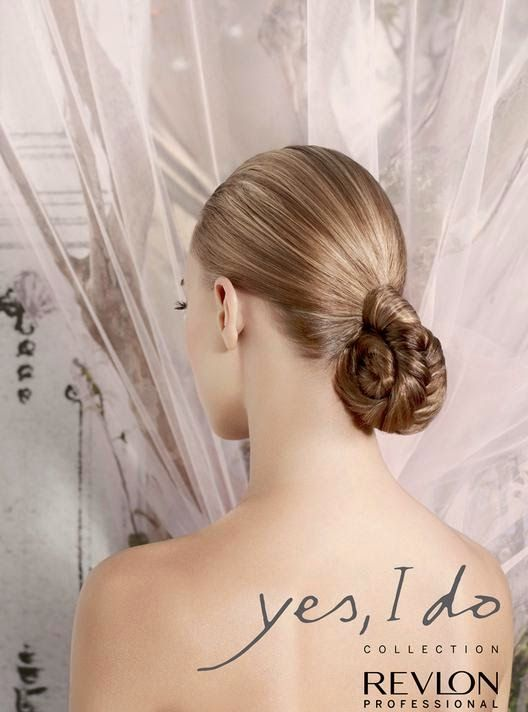Desfile Yes I do Revlon Professional Madrid Roda Clará tendencias peinados novias 2014