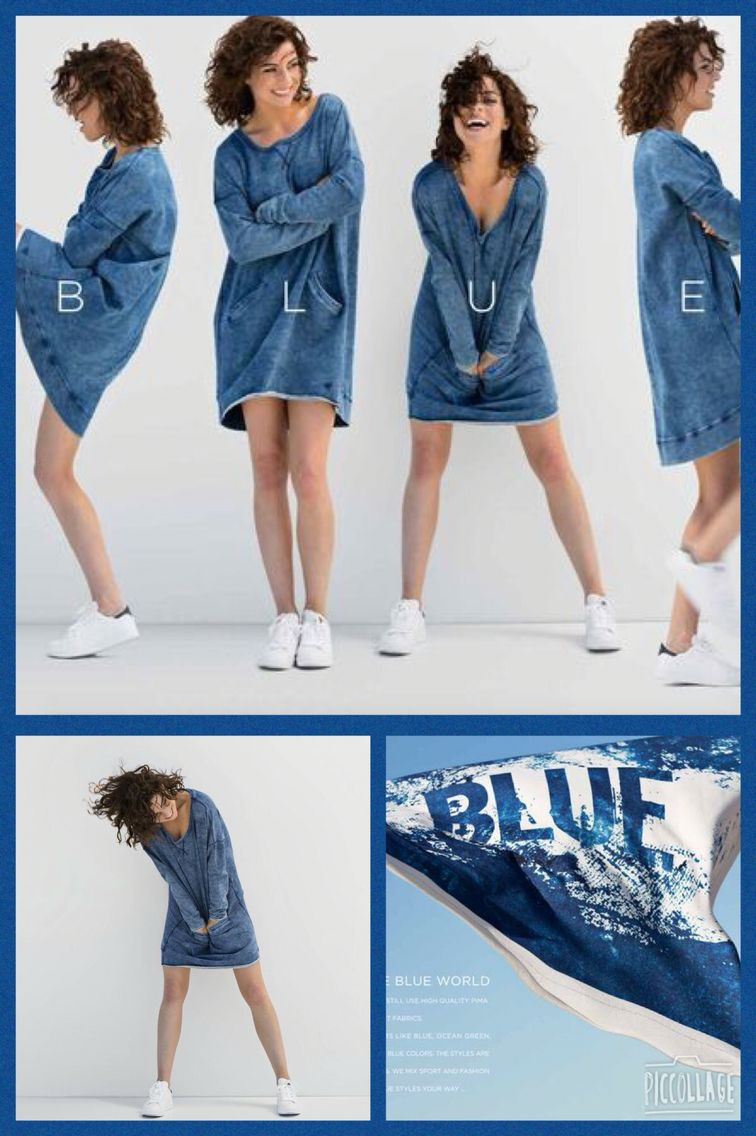 Denim rules... www.bluesportswear.com