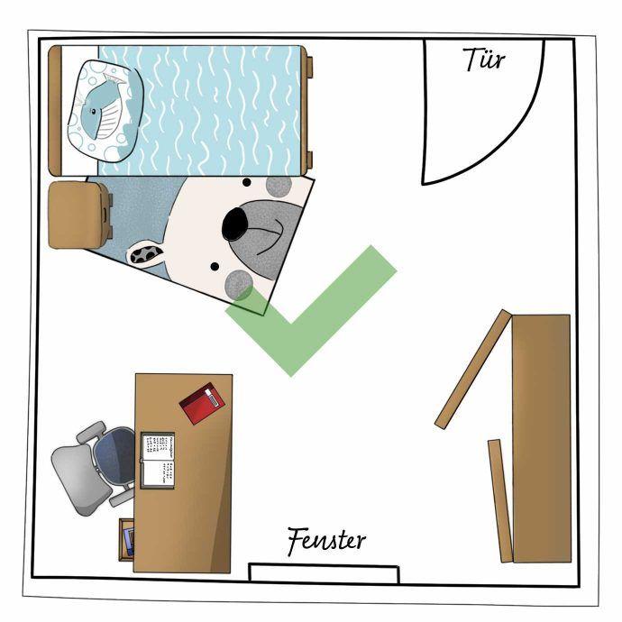 Feng Shui Kinderzimmer » 9 Tipps zum Einrichten