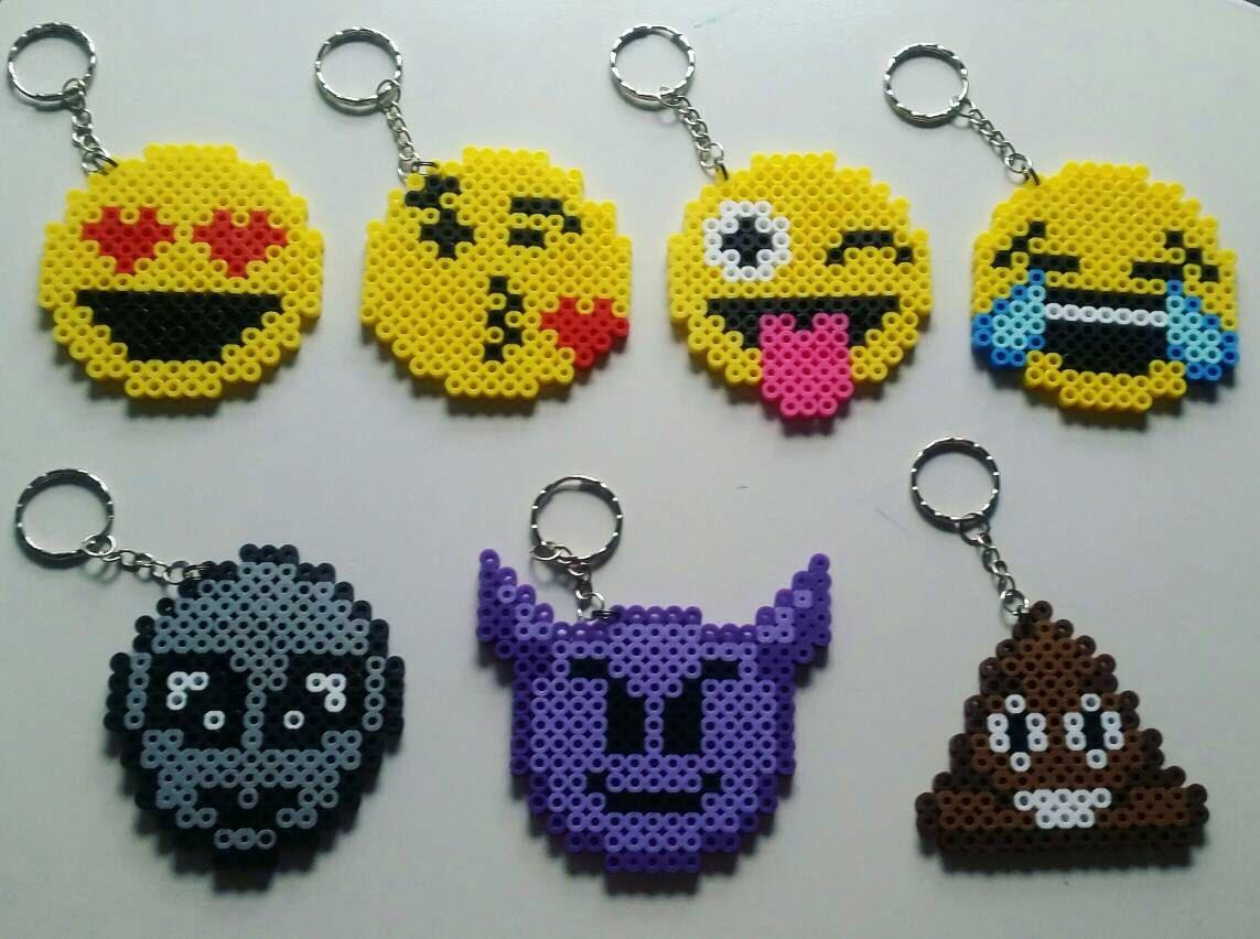 Emoji Perler Bead Patterns Cool Decorating