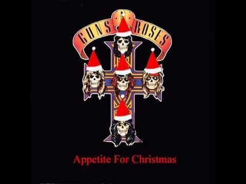 Guns N' Roses - White Christmas