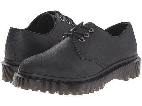 Dr Martens Immanuel Black Mens Shoes