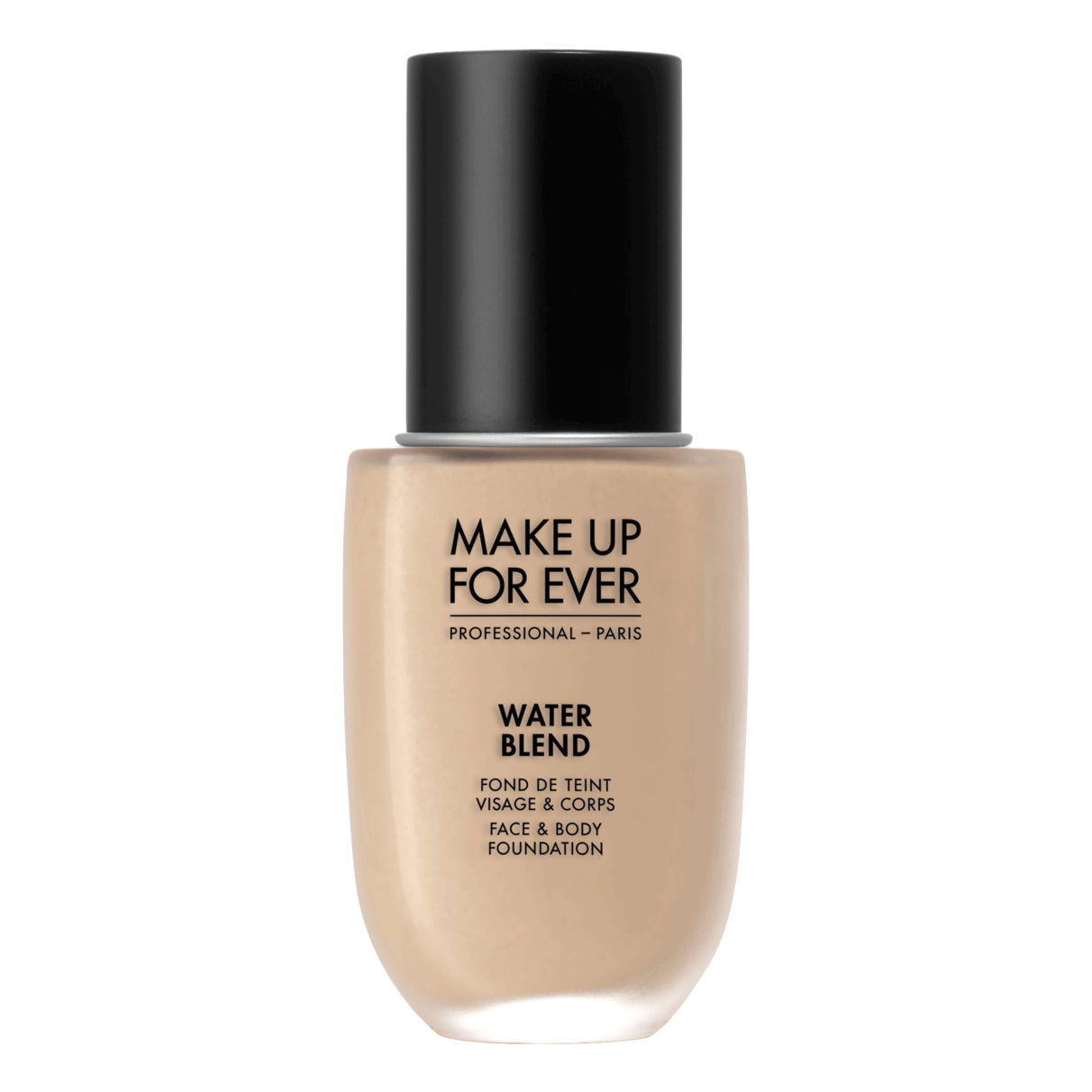 Water Blend Foundation MAKE UP FOR EVER in soft Sand