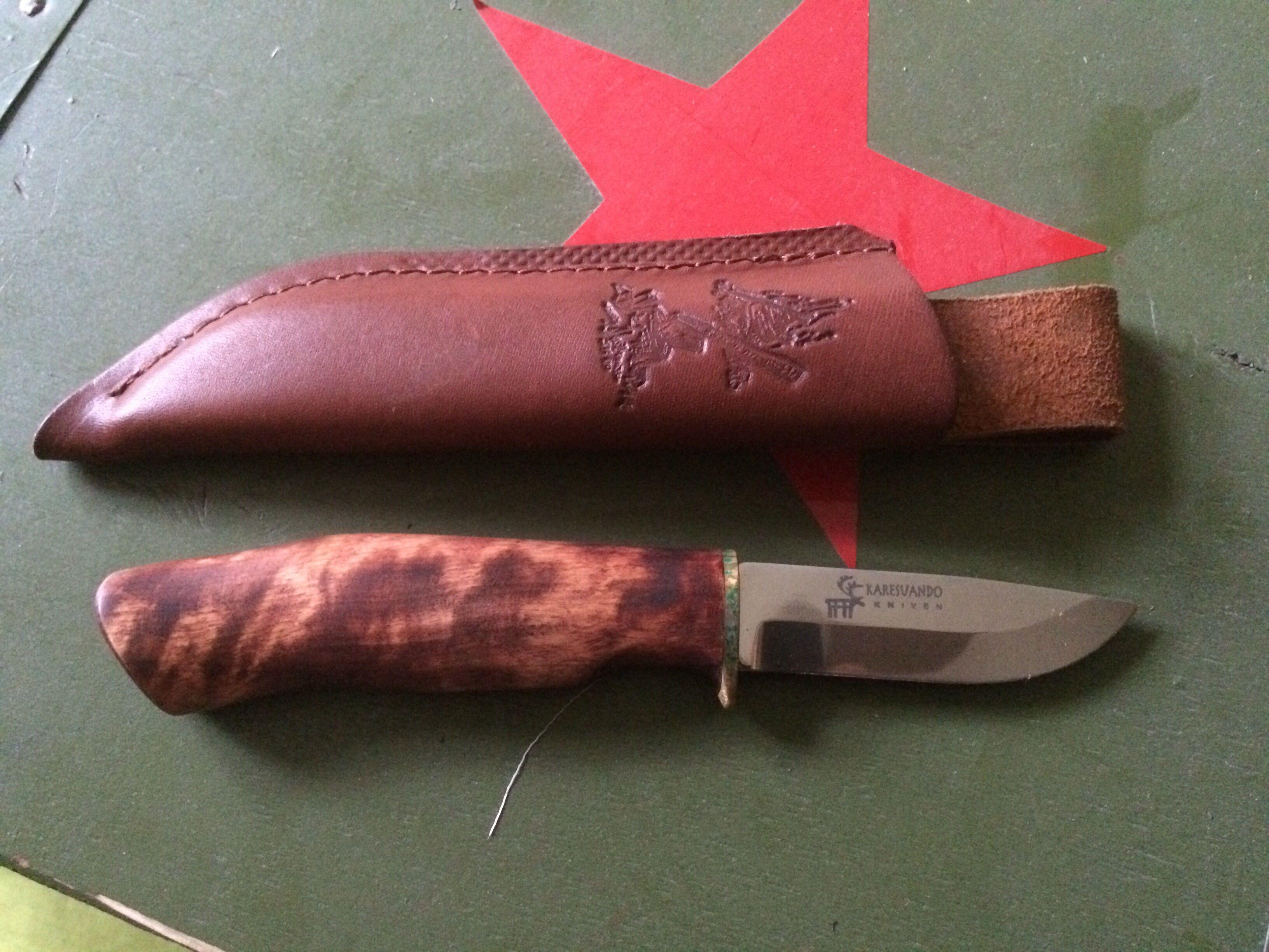 knife abalone crane knives jaguar folding pocket kissing stiletto