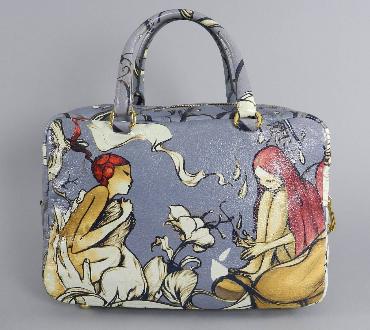 5ea6a78b68ba Prada Fairy Bag - Limitied Edition James Jean in 2019 | New Media ...