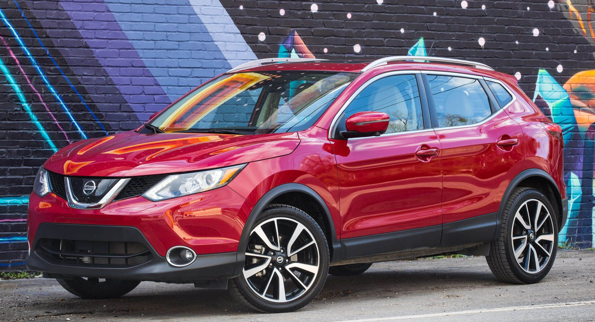 2018 5my Nissan Rogue Sport Getting Mid Year Updates More