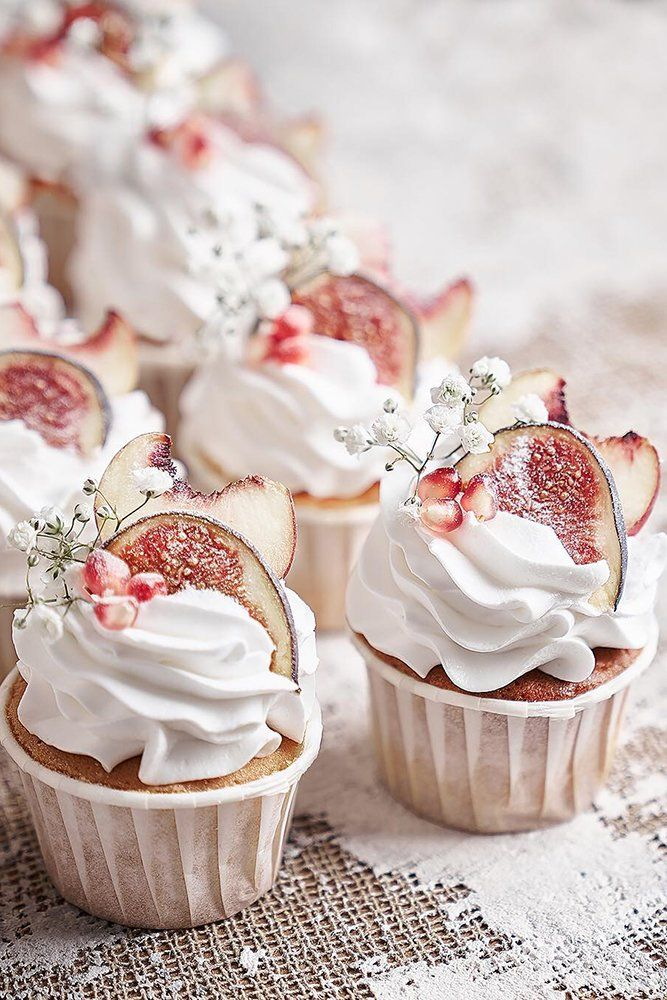 45 Totally Unique Wedding Cupcake Ideas