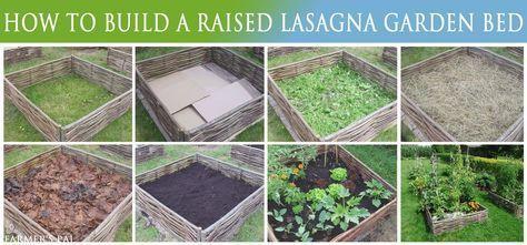 to Make a No-Till, No-Dig, Organic Garden