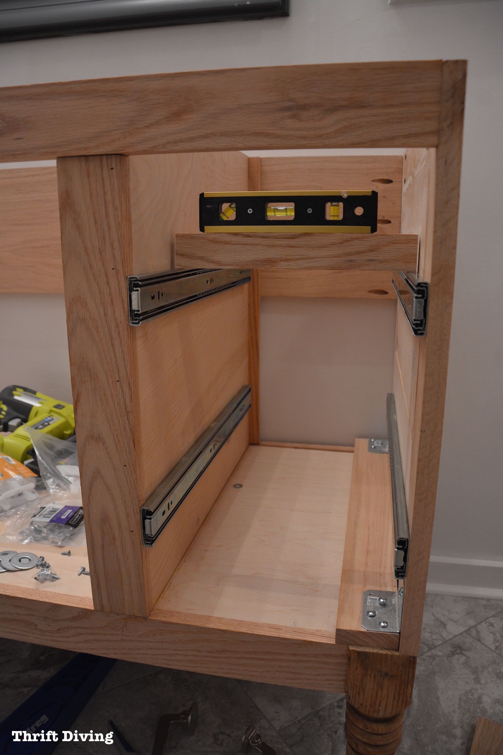 How To Build A Cabinet With Drawers And Doors : build, cabinet, drawers, doors, Ideas, House