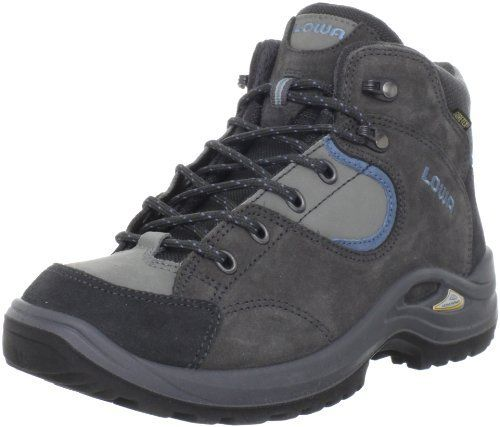 "Lowa Women's Tempest QC GTX Hiking Boot Lowa. $100.24. Rubber sole. Made in Slovakia. Heel measures approximately 1.5"". Shaft measures approximately 4"" from arch. leather"