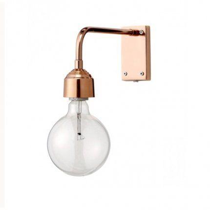 Applique murale cuivre – FLEUX Lamp Pinterest