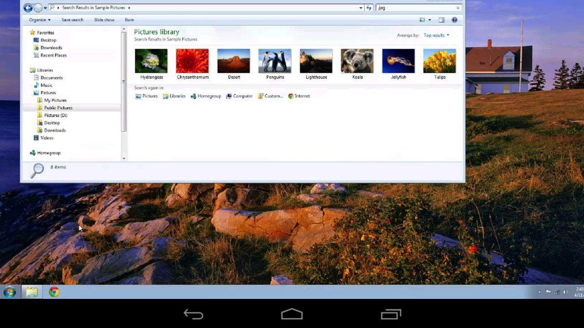 Google Chrome Remote Desktop now serves PC screens to