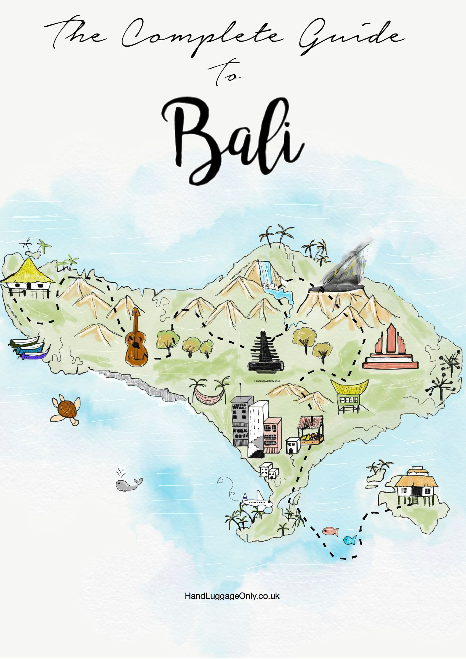 Complete Guide Of Things To See in Bali Guide (1) #BaliTravel