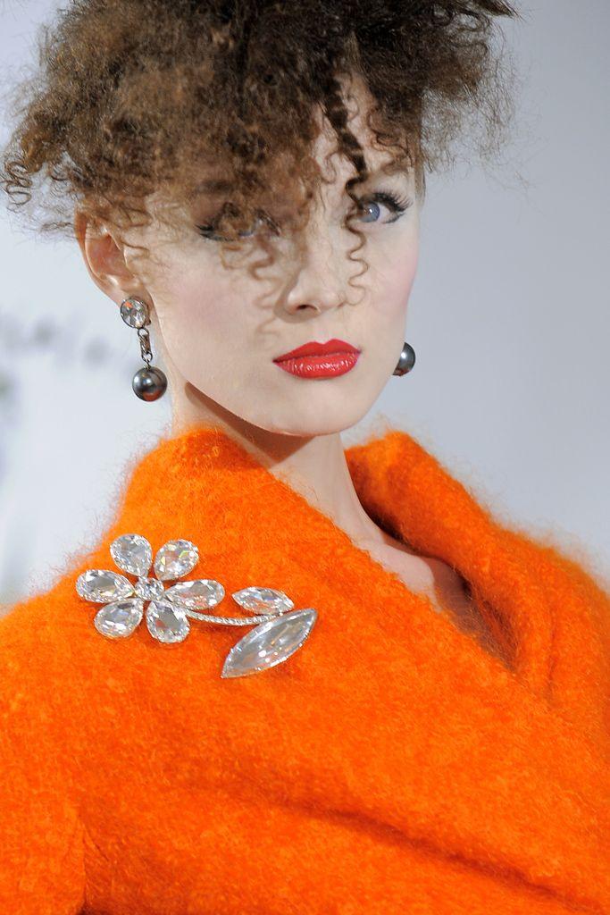 laranja é tendência confirmada pela Dior! vem ver as nossa coleção #colorforia com sonbra, batom e gloss dessa cor! http://on.fb.me/QSlMCi