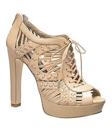 top brands undefeated x latest fashion Gianni Bini shoes. This heel & platform are easy to walk in ...