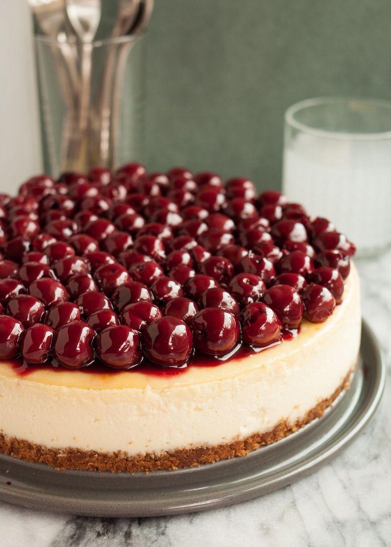 How To Make Perfect Cheesecake
