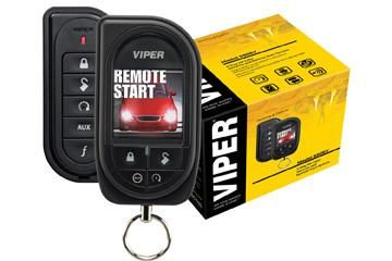 Viper 5906V Color OLED 2Way Security + Remote Start