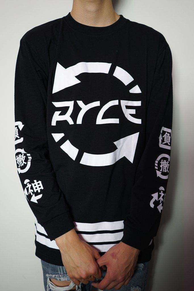 2e3a465116ad Cotton/polyester t-shirt with screen print details Tracking information  will be sent to the same email used for checkout. Please email:  RyceMerch@gmail.com ...