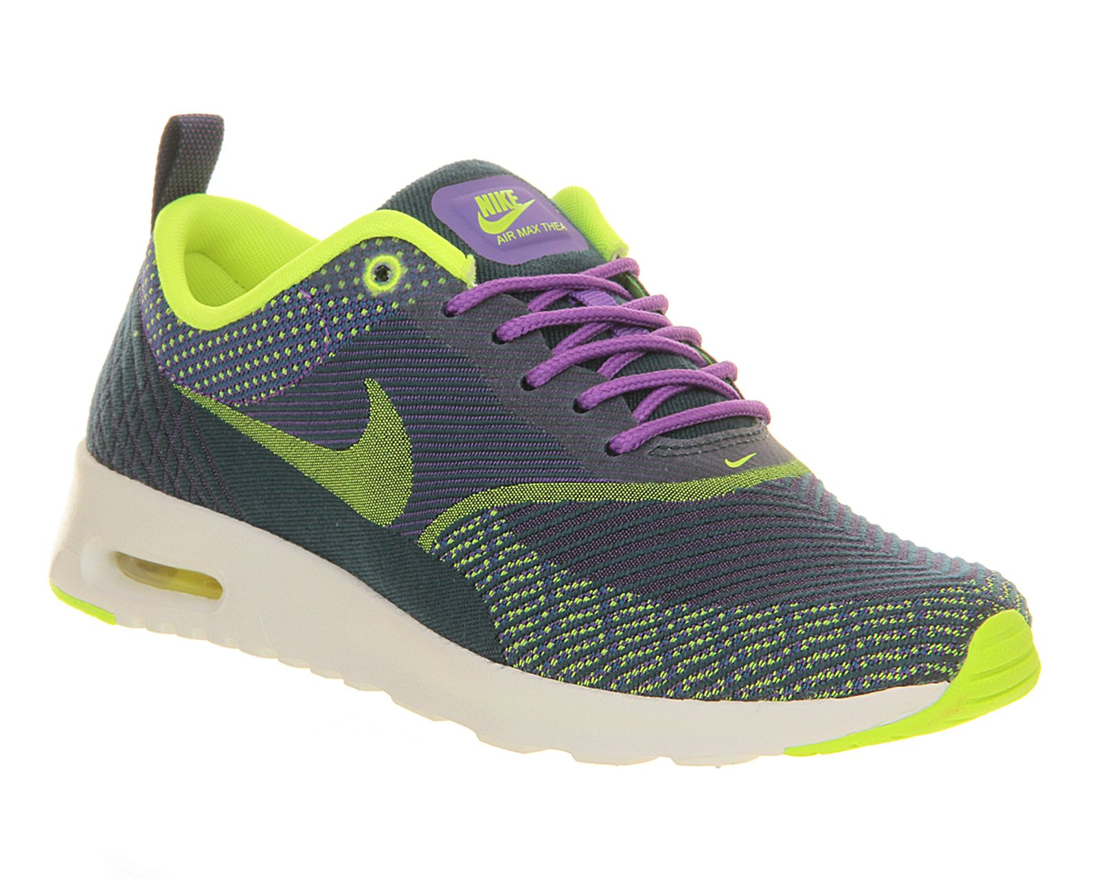 Nike Air Max Thea Hyper Grape Jacquard Hers trainers Wardrobe
