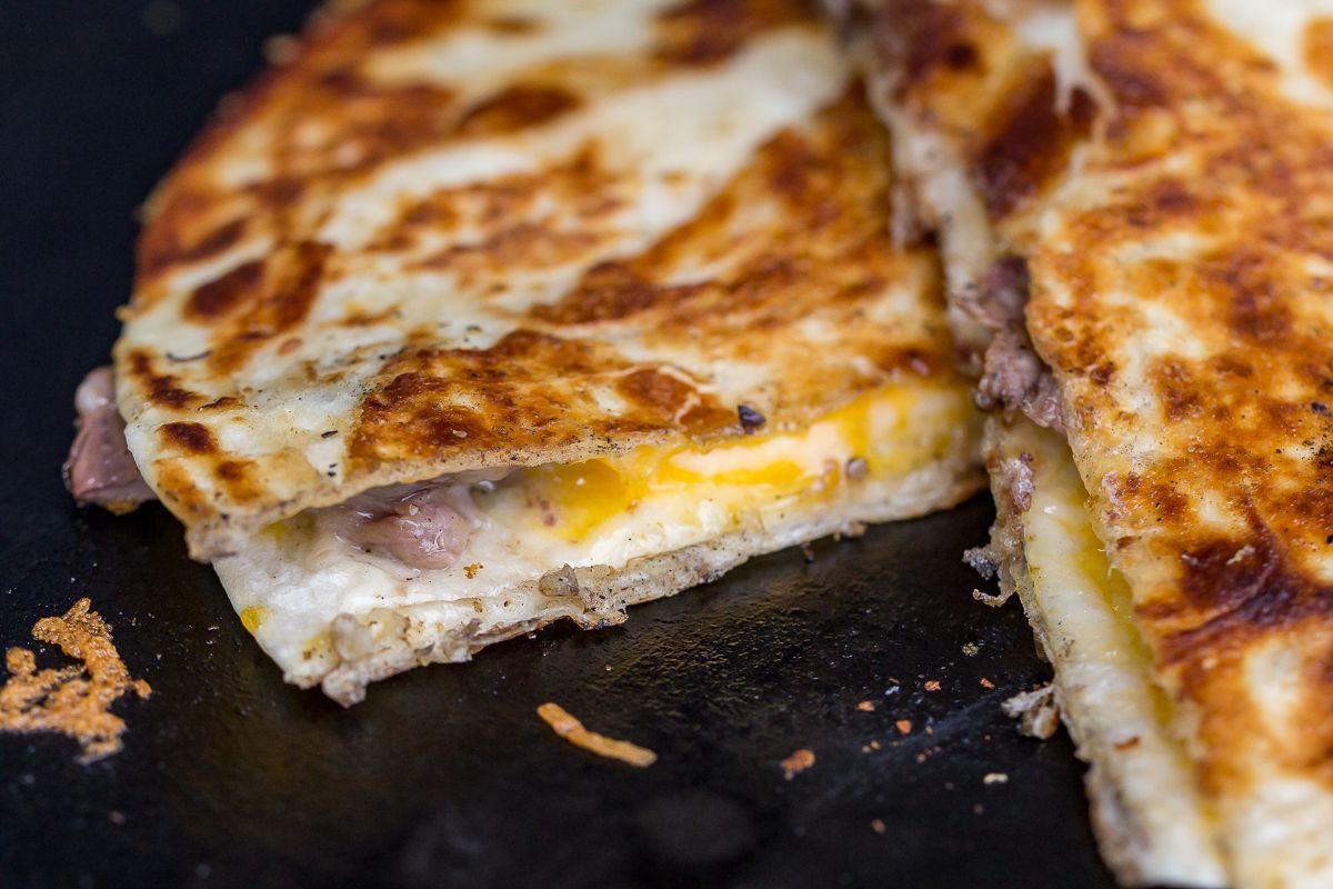 Blackstone griddle quesadillas recipe in 2020 griddle