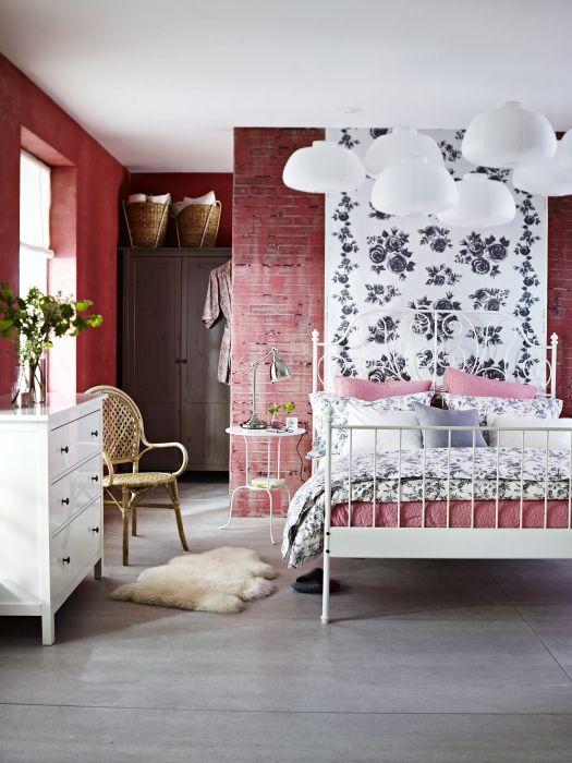 soften up your sanctuary with the leirvik bed frame - Leirvik Bed Frame