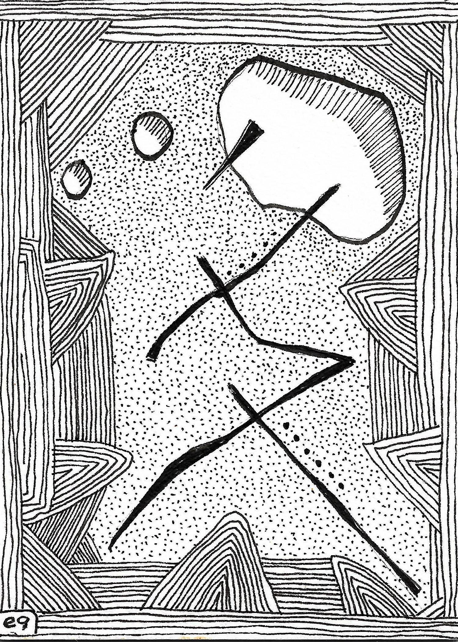 The Art Of Self Devouring E9art Outsider Art Drawing Outsider Art Art