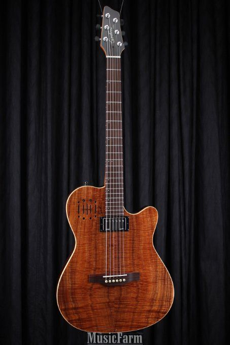 godin a6 ultra koa extreme i wish i could find this they are not making them anymore w i s h. Black Bedroom Furniture Sets. Home Design Ideas