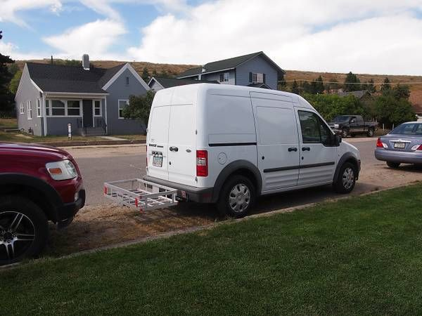 2010 Ford Transit Connect Camper For Sale In Red Lodge Montana