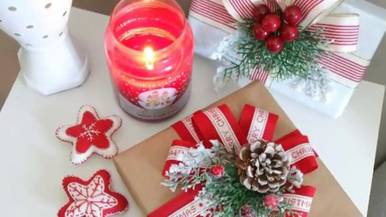 Tutorial di Natale: Come incartare i regali