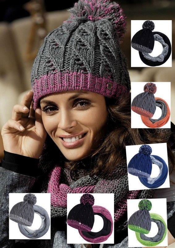 Echarpe et bonnet laine   Espaceflirey b18fa10f4af