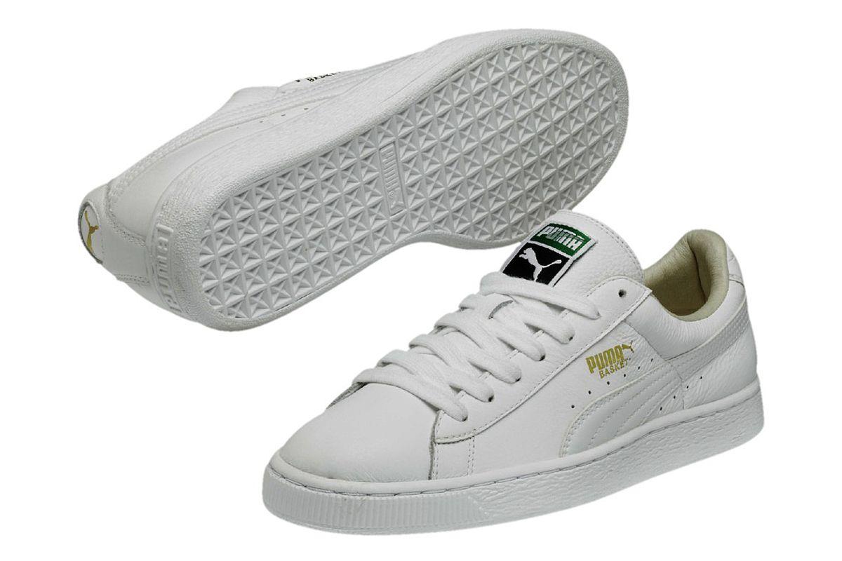Puma Basket Classic LFS (wit) | Sneaker, Heren sneakers, Heren