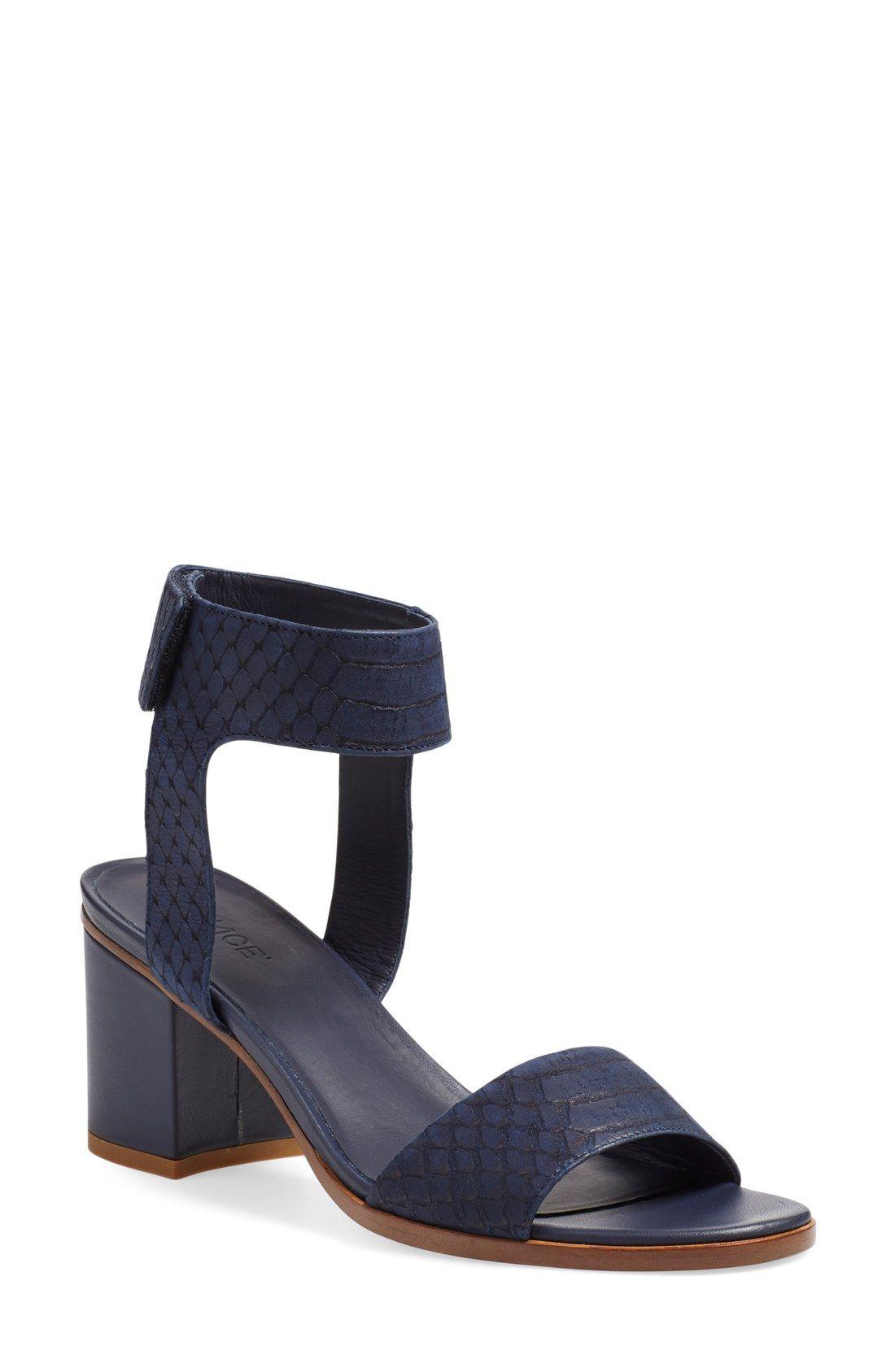 Vince 'Josslyn' Ankle Strap Sandal (Women)