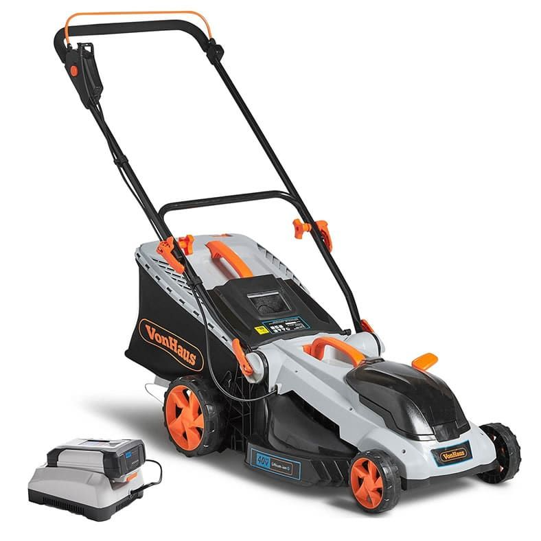 Best Battery Powered Lawn Mower Reviews And Buying Guide Lawn Mower Battery Powered Lawn Mower Cordless Lawn Mower