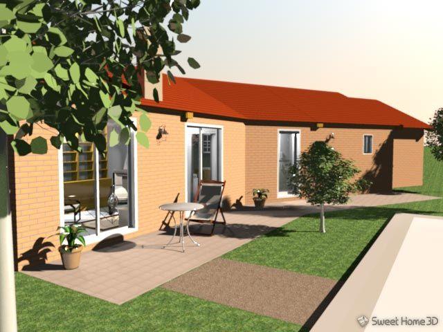 Programa para dise ar casas gratis sweet home 3d exterior for Programa para disenar mi casa en 3d gratis