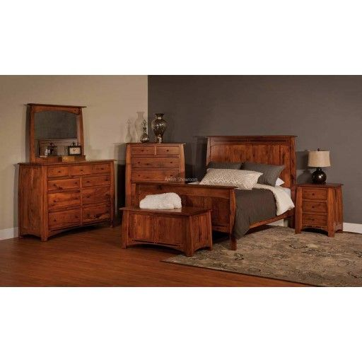 Boulder Creek Suite Collection. Choose your wood & stain ...
