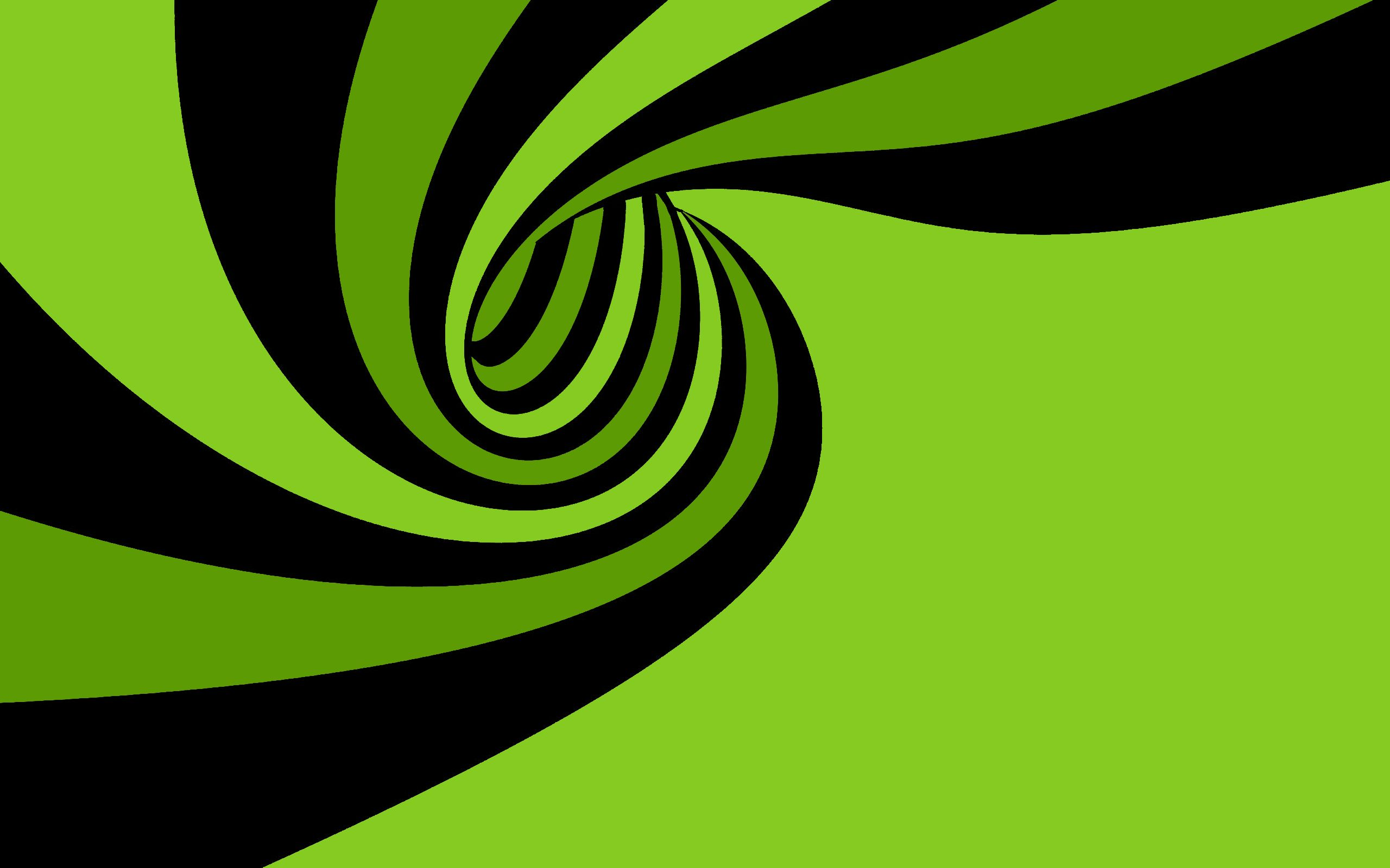 Green Spiral Wallpaper Green Wallpaper Lime Green