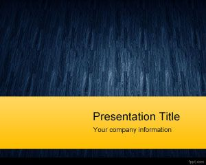 Blue Texture Powerpoint Template Abstract Powerpoint Templates