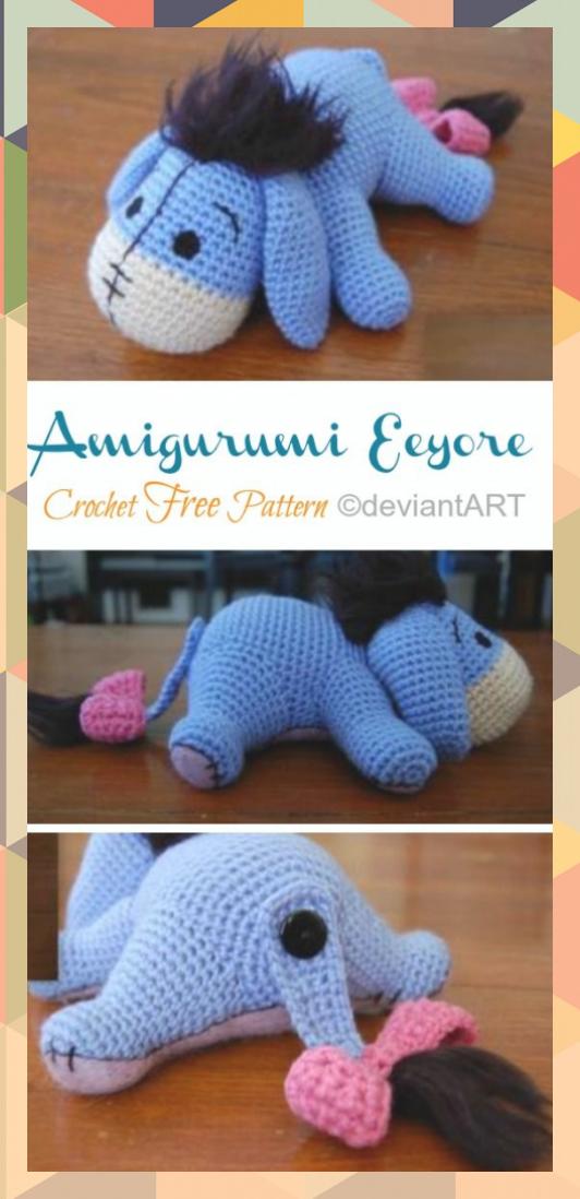 Knitted Amigurumi   AllFreeKnitting.com   1098x532