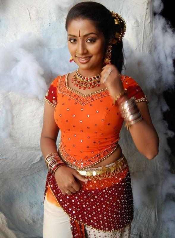 Nair cleavage navya