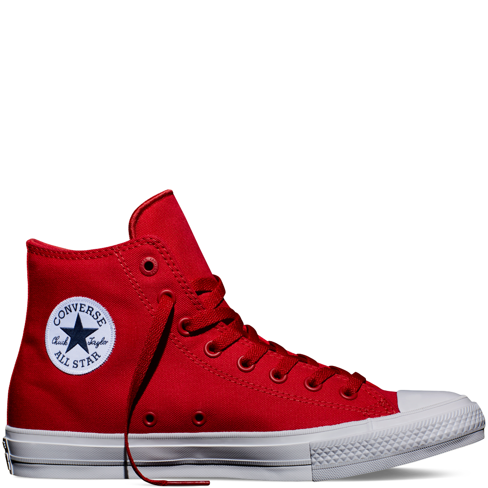 df00032b Chuck Taylor All Star II Rojo salsa salsa red | converse ...