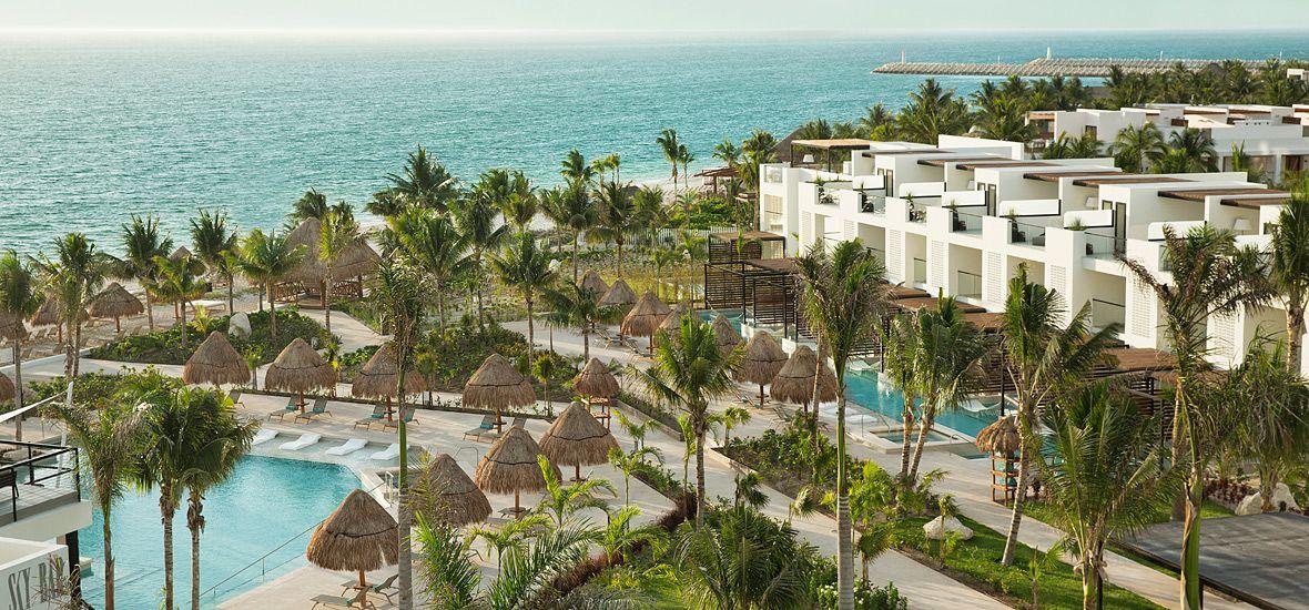 Hidro Balear proyecta los mejores centros de Spa, piscinas y Wellness...también en el Caribe.