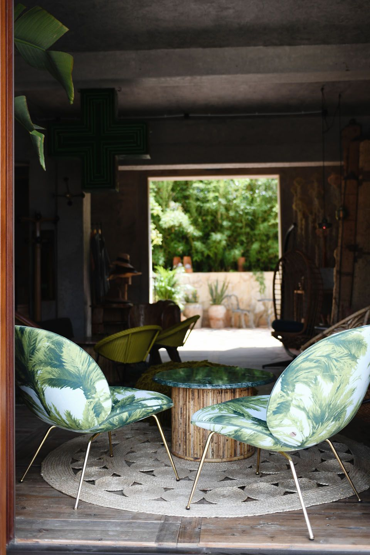 Nouvel eden à Ibiza | Garden Renovation | Maison, Mobilier de Salon ...
