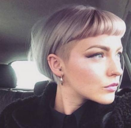 38+ Best Ideas for haircut short fringe bowl cut