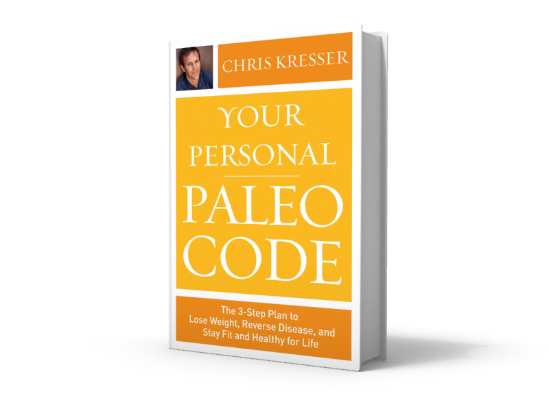 Introducing My First Book Your Personal Paleo Code