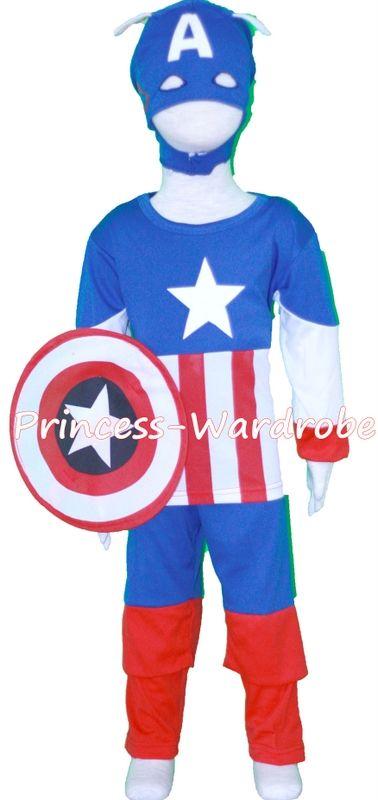 $13.99 (Buy here: https://alitems.com/g/1e8d114494ebda23ff8b16525dc3e8/?i=5&ulp=https%3A%2F%2Fwww.aliexpress.com%2Fitem%2FThe-Captain-Super-Hero-Boy-Kid-Party-Costume-Outfit-Cloth-Set-Gift-2-7Y%2F32607656714.html ) The Captain Super Hero Boy Kid Party Costume Outfit Cloth Set Gift 2-7Y for just $13.99