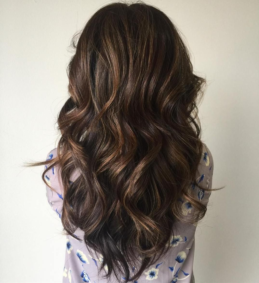 47++ Haircuts for long thick wavy hair ideas