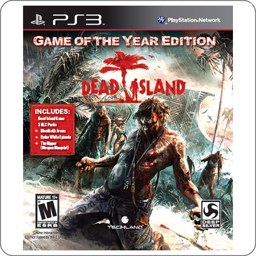 PS3 Dead Island: Game of the Year Edition R$139.90