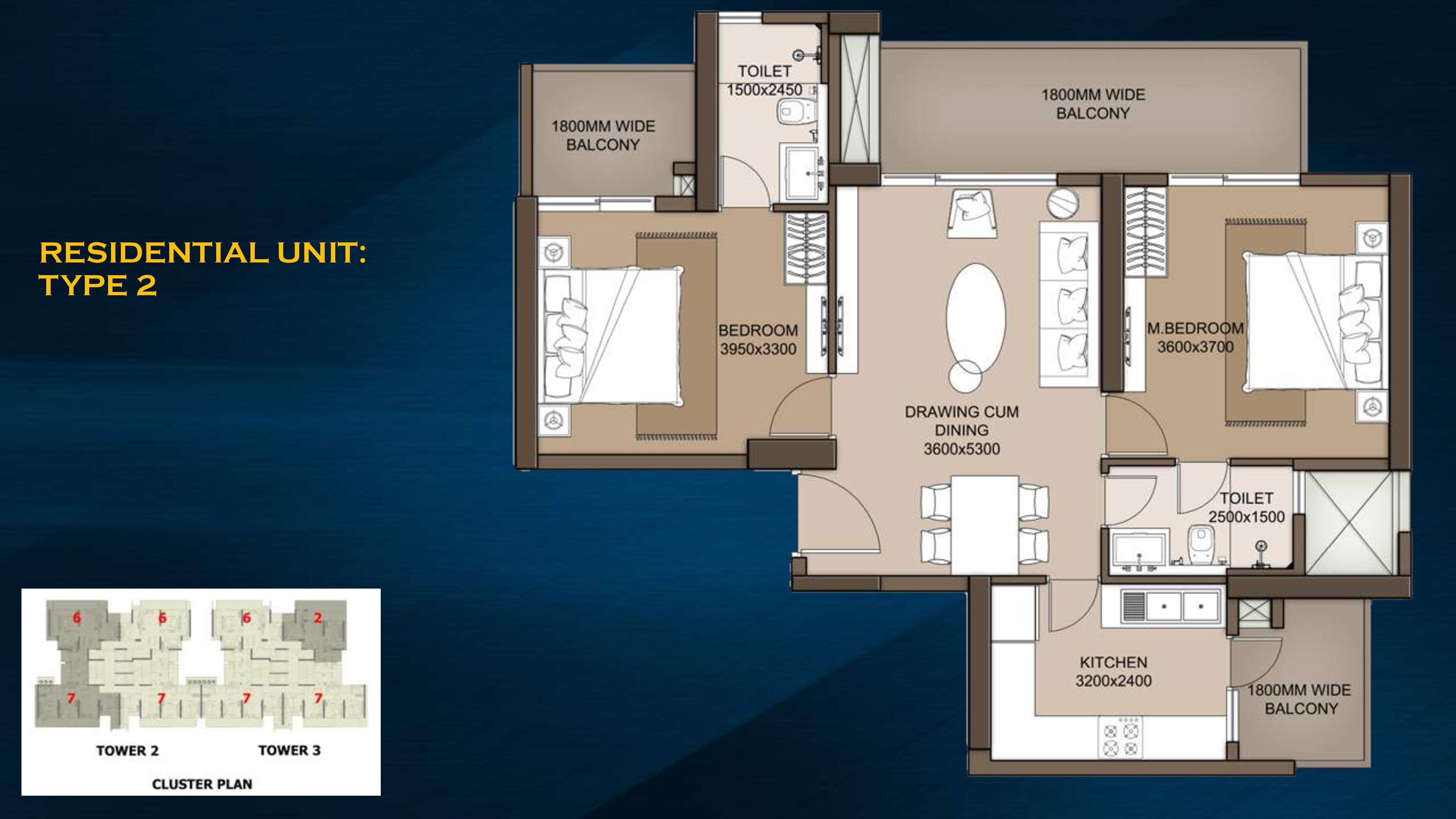 M3M Heights Floor Plan  Floor plans  Commercial property