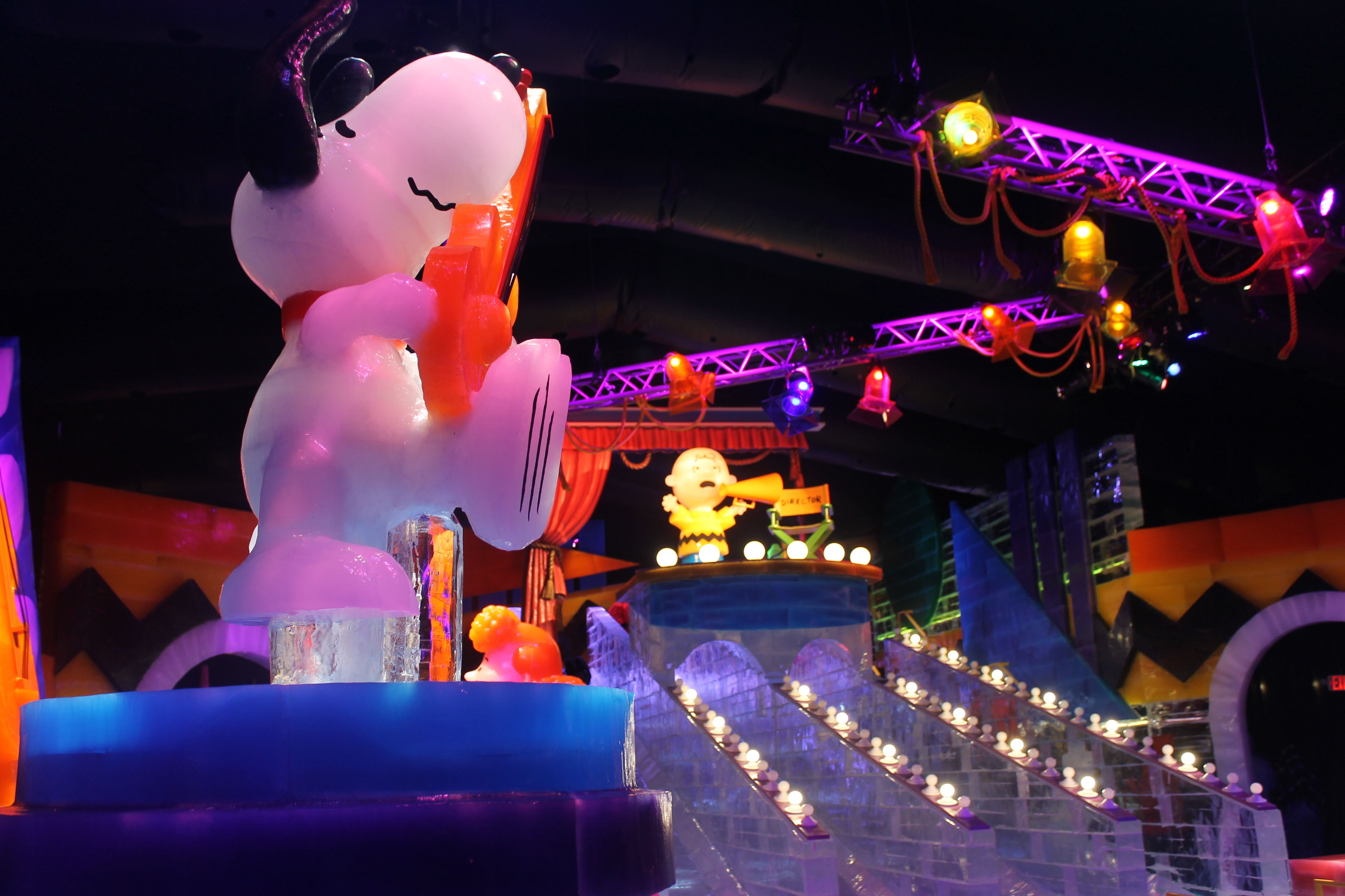 Snoopy ICE Gaylord Palms
