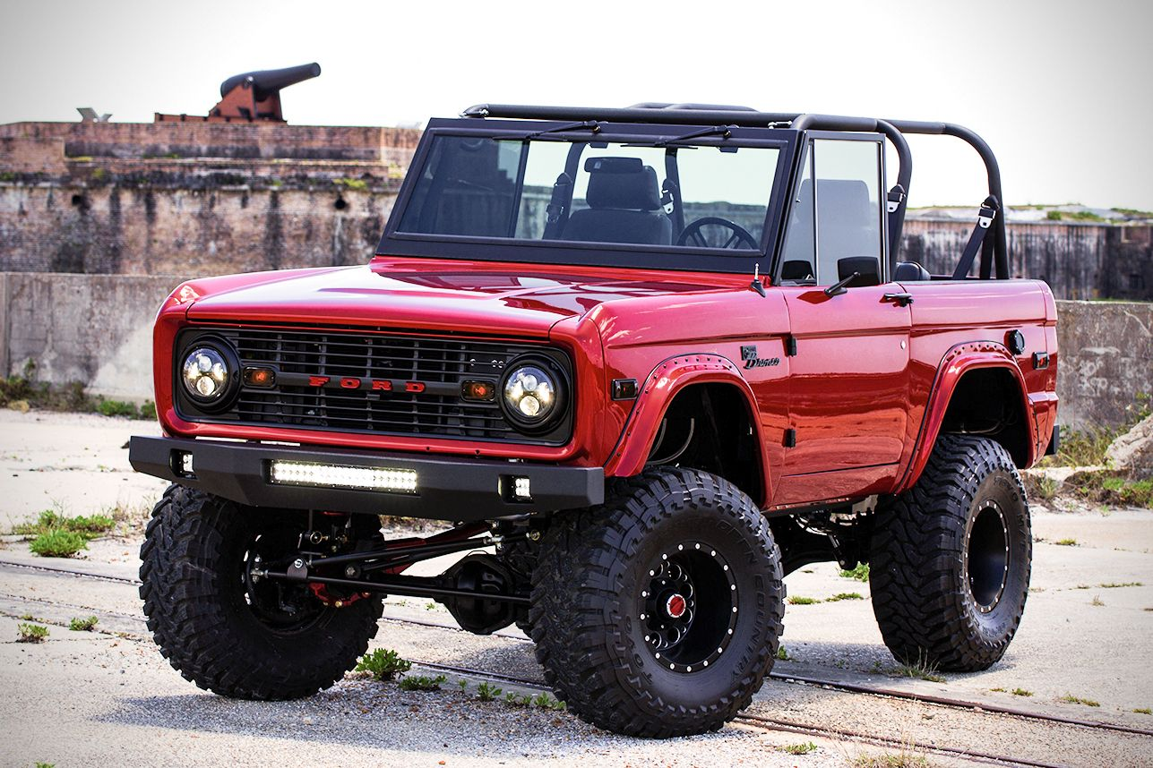Pin By Leon On Cars Ford Bronco Classic Ford Broncos Bronco